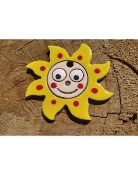 Sluníčko malé žluté